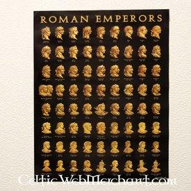 Plakat Romerske kejsere