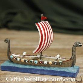 Vikingeskib model