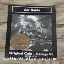 Cartel de identificación de aeronaves WW I