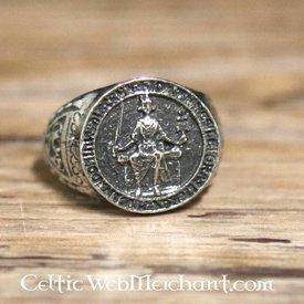 Anello sigillo Magna Carta
