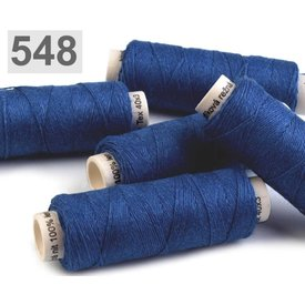 Linnegarn royal blue 50m