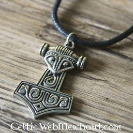 Thor's hammer halskæde Schonen