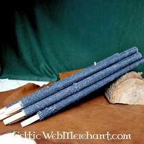 100 remaches de latón de 10 mm