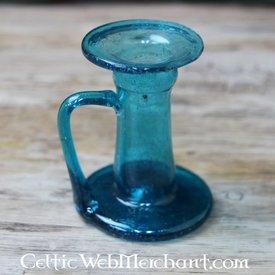 Romersk glashældekande