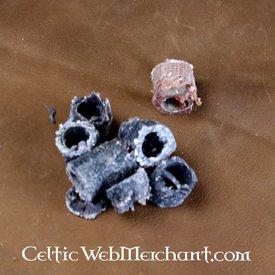 Bandes de cire (allume-feu), lot de 5 pièces
