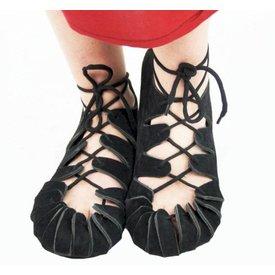 Sandales Iron Age pour enfants, noir