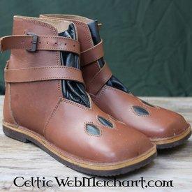 Chaussures de vache-bouche de 16ème siècle