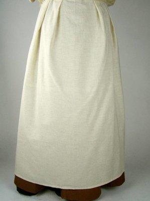 Ufarvet tøj (til historisk farvning)