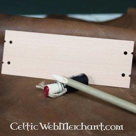 Plaque d'écriture en bois Vindolanda