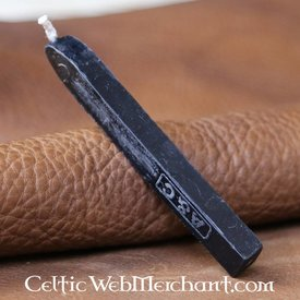 Sealing wax stick, black