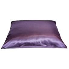 Beauty Pillow Satijnen Kussensloop Aubergine