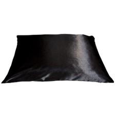 Beauty Pillow Satijnen Kussensloop Zwart
