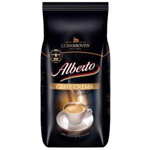 Alberto Caffe crema bonen 1 kg.