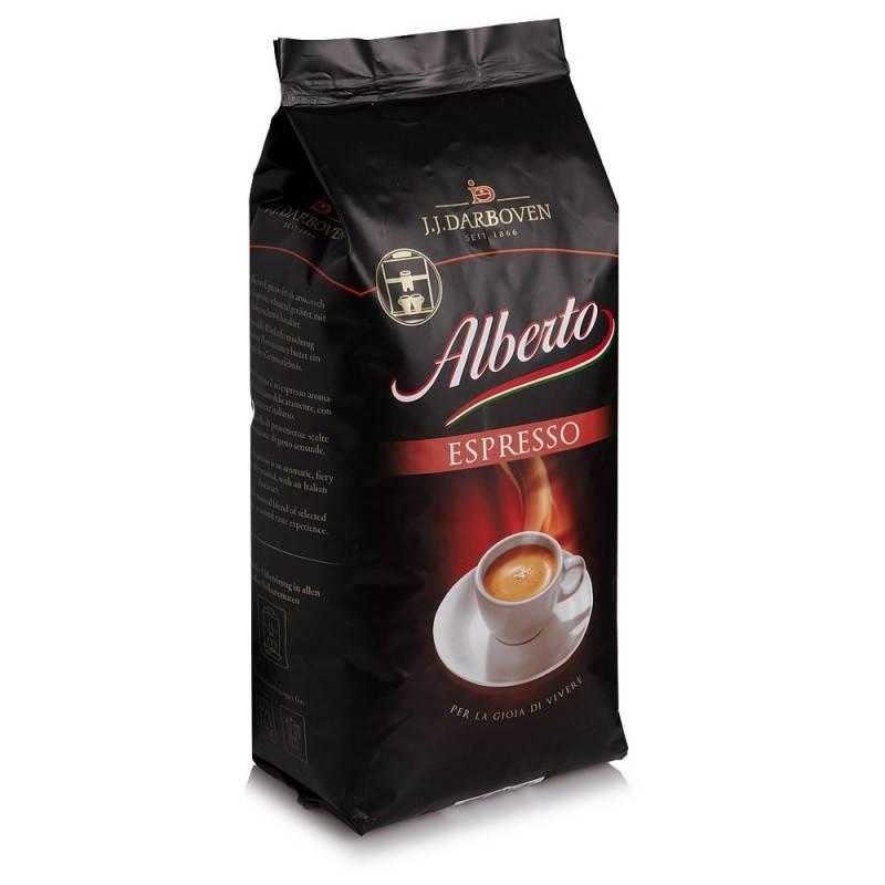 Alberto Espresso bonen 1 kg. vanaf € 7.70