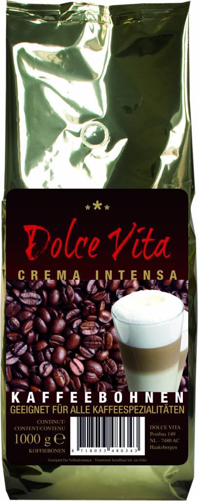 Dolce Vita Crema Intensa bonen 1 kg. Vanaf € 7.43