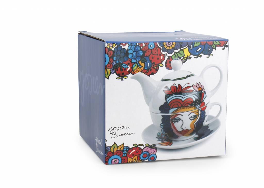 Josien Broeren Tea For One