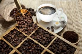 De smaak van koffie