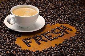 Versheid van de koffie