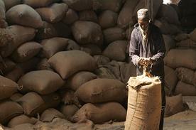 Lavazza koffie Ethiopie
