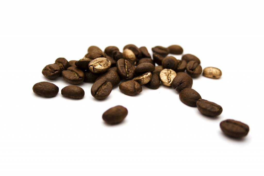 Koffiebonen korte THT