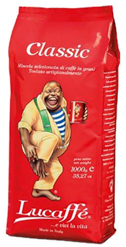 Lucaffé Classic bonen 1 kg. vanaf € 15.25
