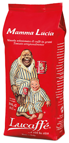 Lucaffé Mamma Lucia bonen 1 kg. vanaf € 12.95