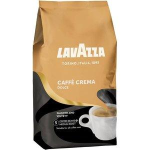 Lavazza Dolce Caffè crema bonen 1 kg.
