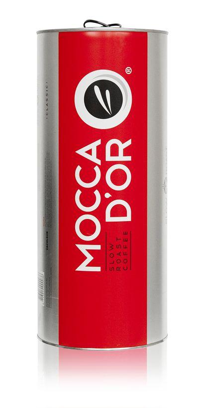 Mocca d'Or Classic bonen 900 gram in blik vanaf € 19.75