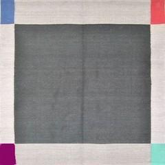 Handwebteppich Heluan Color