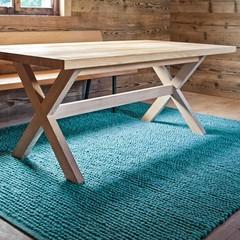 Tisca Handwoven Carpet - Olbia Calanda