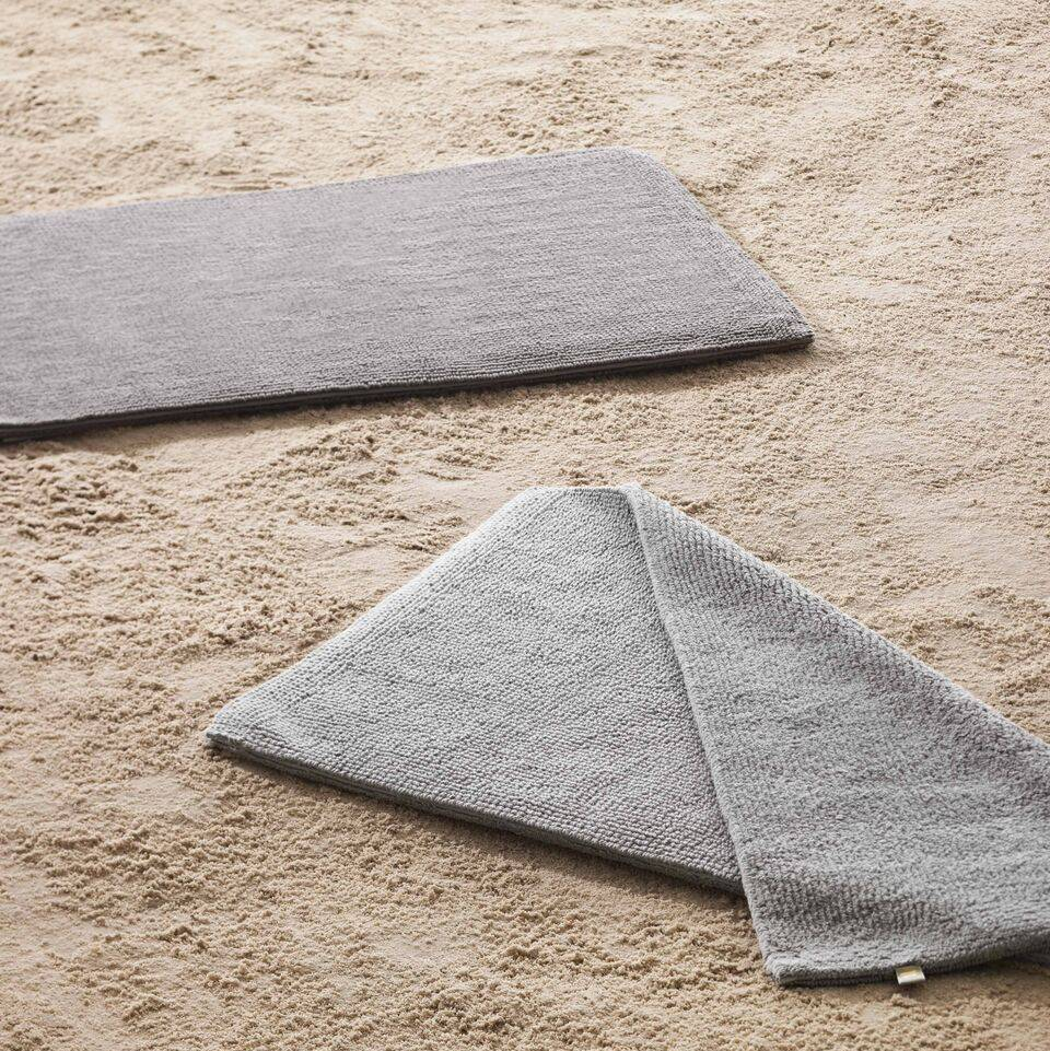 Rhomtuft Rhomtuft Badteppich Pur 100 Cotton Teppich Hemsing