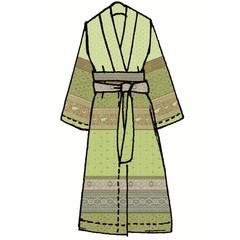 Bassetti Bassetti Kimono | Camaiore v2 | 3 Farben