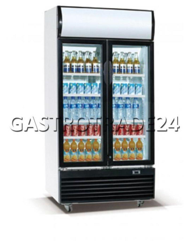 Gastro Getränkekühlschrank: Getränkekühlschrank cev 425 b ware b03 ...