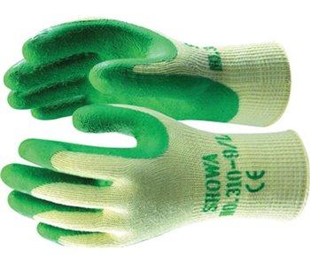 Showa Werkhandschoenen groen antislip