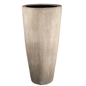 Beige Java Stripe small Ø 38x80cm