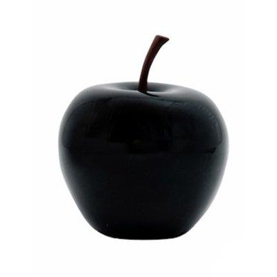 Appel - glossy zwart