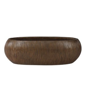 Twist Planter brons ...v.a.