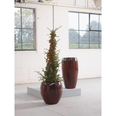 Plantenbak Moda Partner 92 klassiek rood