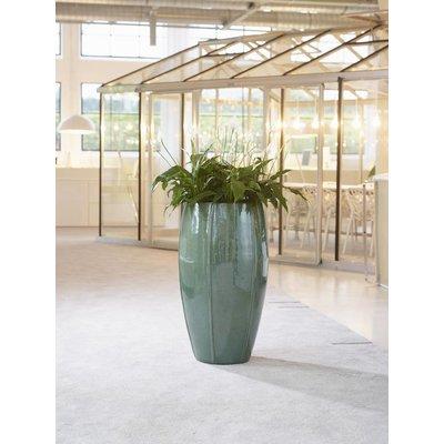 Plantenbak Moda Couple 55 turquoise