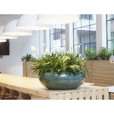 Plantenbak Moda Bowl 22 turquoise