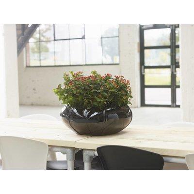 Plantenbak Moda Bowl 29 antraciet