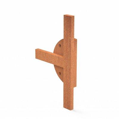 Verbindingsstukken voor de Bunke houtopslag