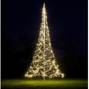 Fairybell Kerstboom 600cm met 600 ledlampjes