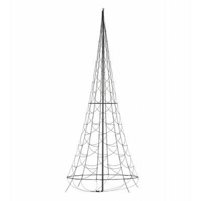 Fairybell Kerstboom 800cm met 1200 ledlampjes