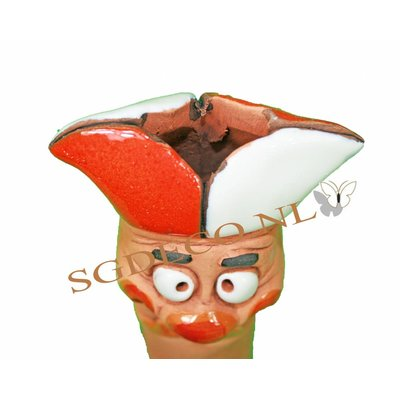 Bewaterings-worm Joker van poreus keramiek