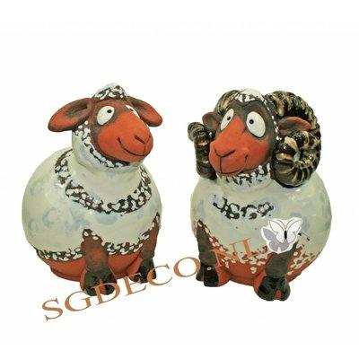 Decoratieve tuinbol Schaap - Ooi