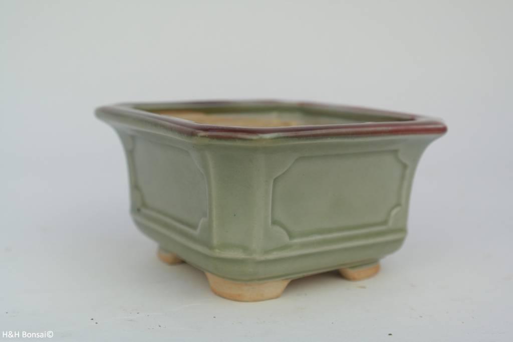 Tokoname, Pot à bonsaï, no. T0160017