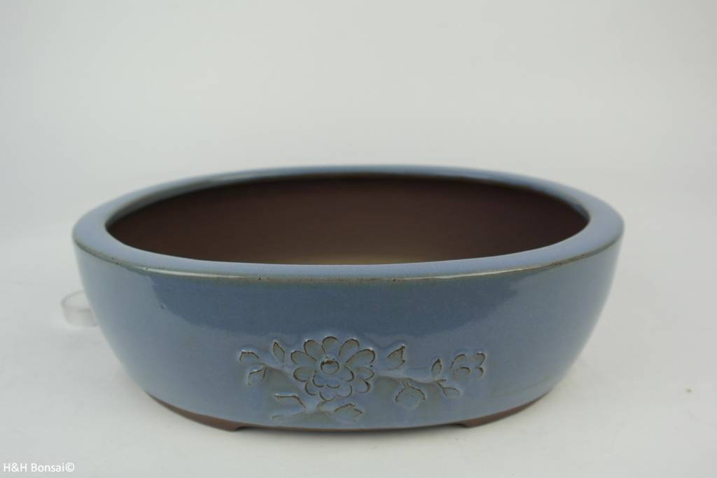 Tokoname, Pot à bonsaï, no. T0160154