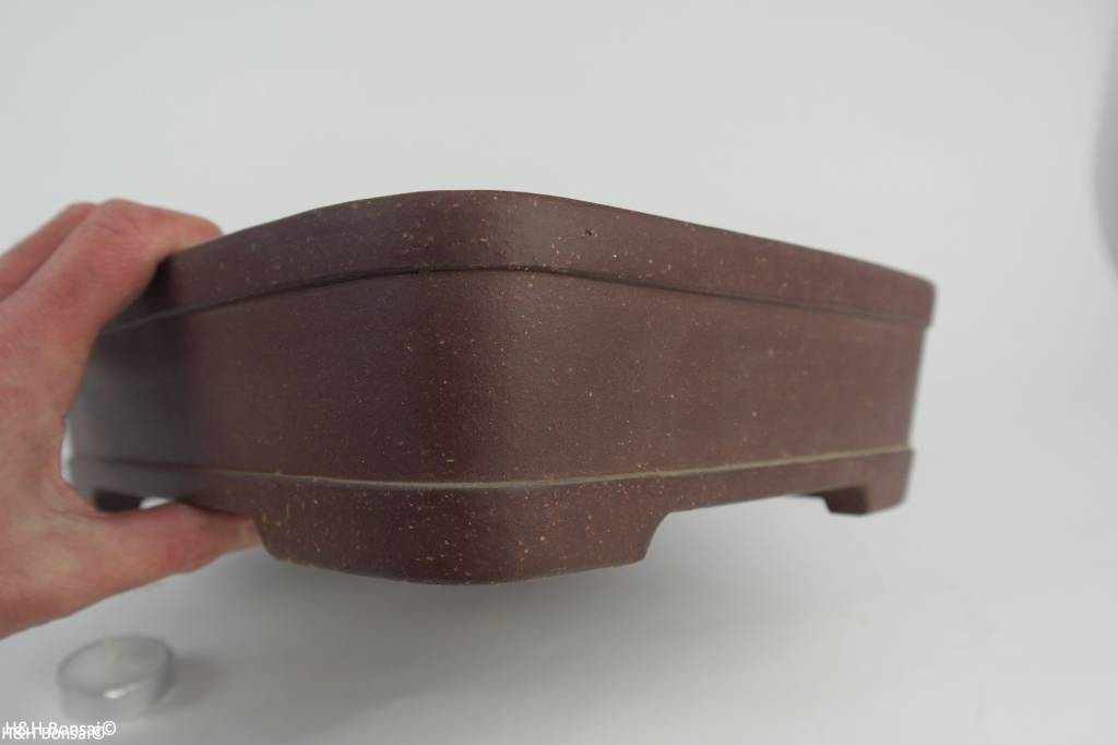 Tokoname, Pot à bonsaï, no. T0160186