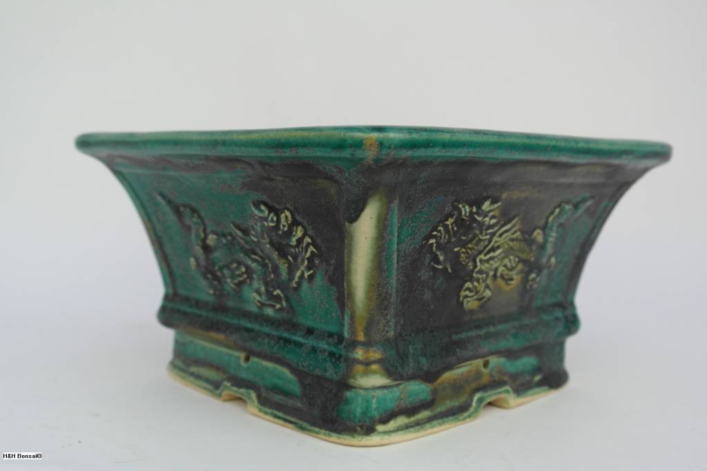 Tokoname, Bonsai Pot, no. T0160030